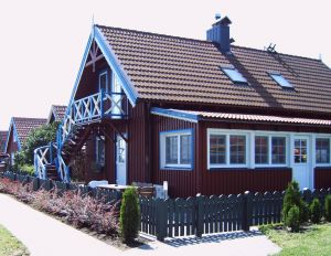 Holiday Cottage On Curonian Spit